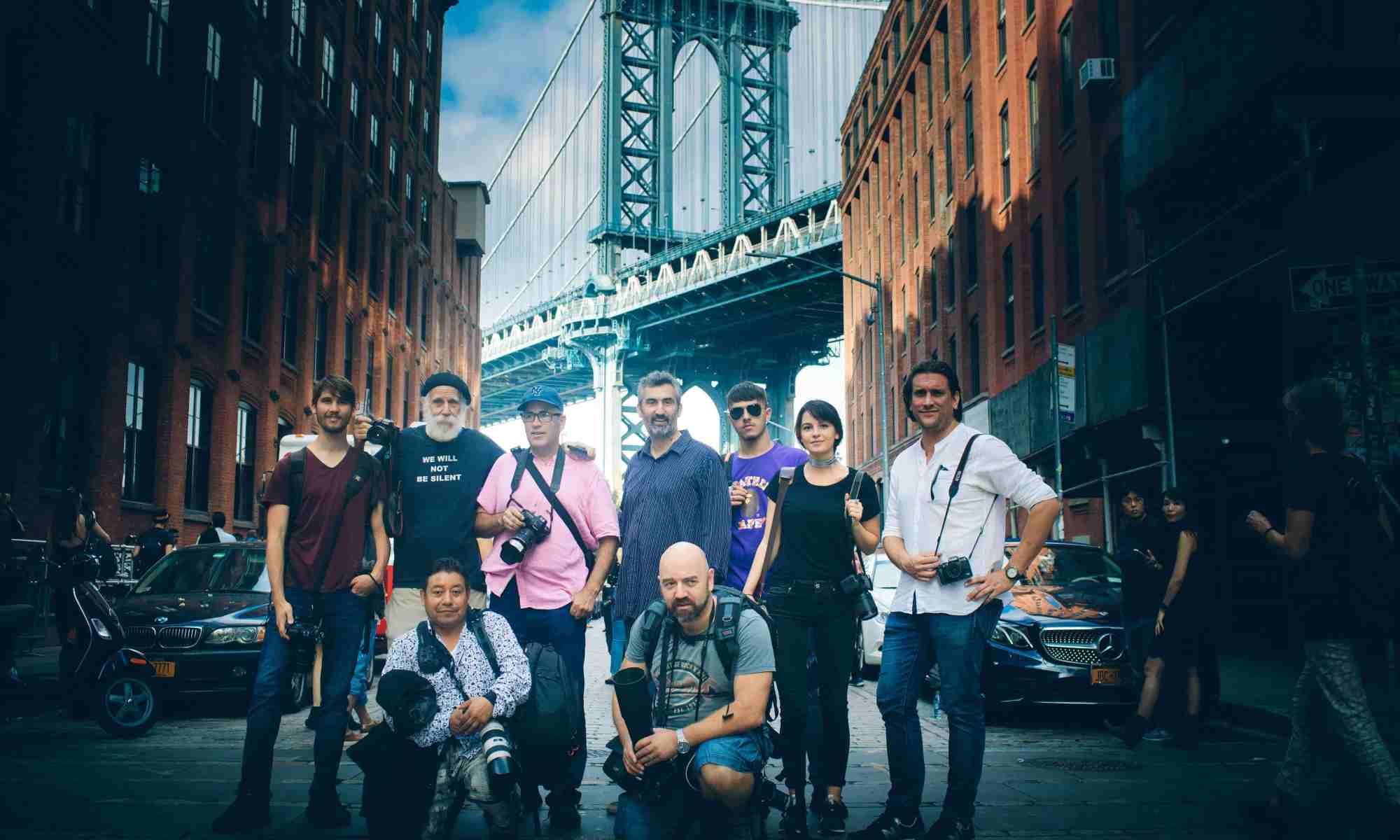 New York street photography workshop