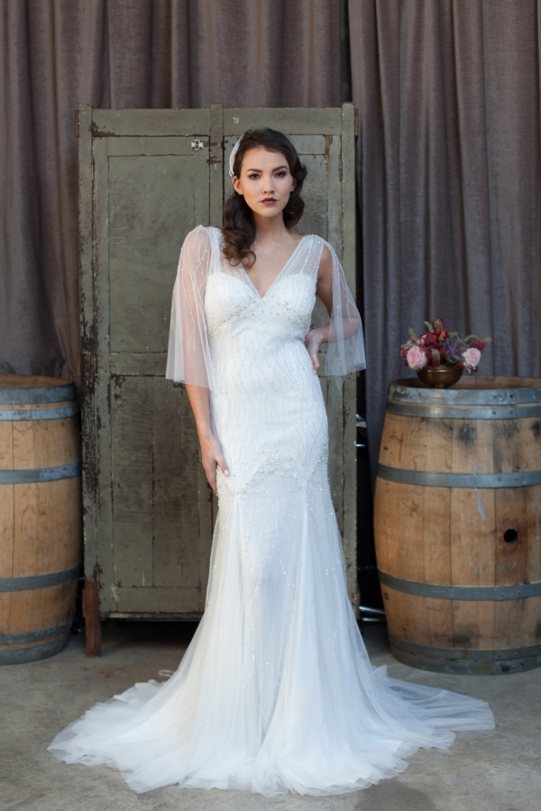 Brooklyn Winery White Gown Shoot Mari Nyc Faces Makeup Artistry