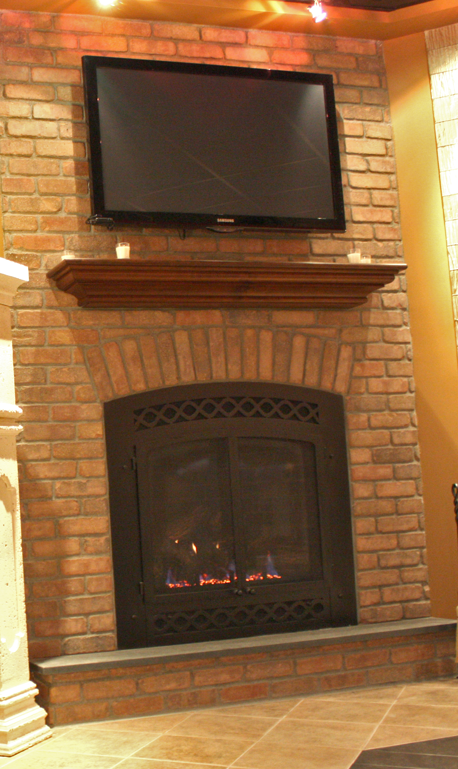 Spring Sale Luxury Fireplaces And Grills