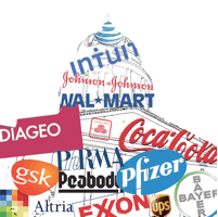 Some of the companies that support the American Legislative Exchange Council (ALEC), a legislative group that takes corporate money to write business friendly laws. credit