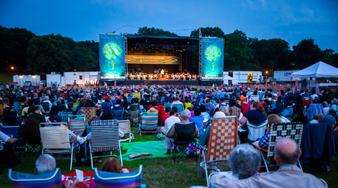 New York Philharmonic Concerts in the Parks this June 2019