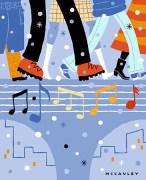 The Gaits: A High Line Soundwalk by Lainie Fefferman, Jascha Narveson, Cameron Britt & Daniel Iglesia