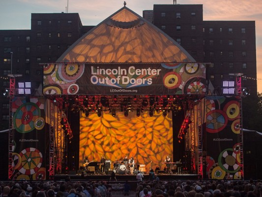 Lincoln Center Out of Doors 2019 Season