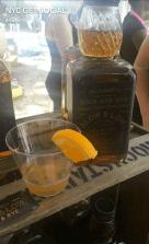 Rock & Rye Old Fashioned
