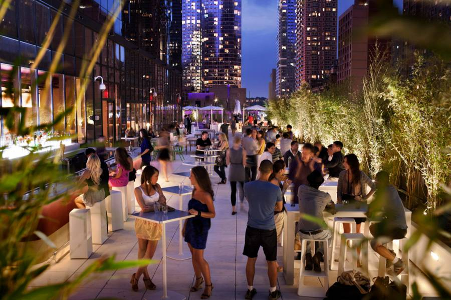 Best Rooftop Restaurants In New York City