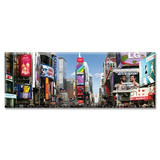 Times Square North New York Photo Magnet from NY Christmas Gifts