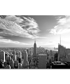 Empire State Building New York Art Print MP-1026