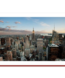 Empire State Panorama Handmade Photo Card HPC1447