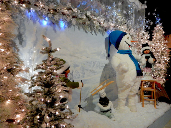 Christmas in New York Holidays Display NYC 3