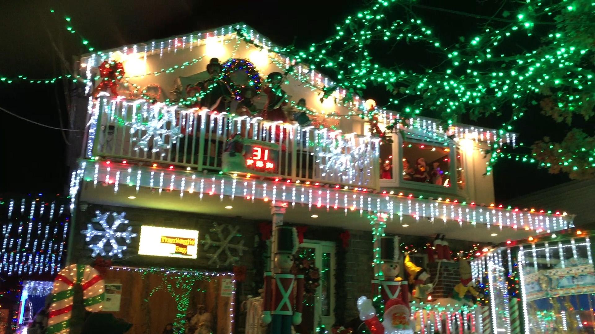 Staten Island Christmas Lights Display