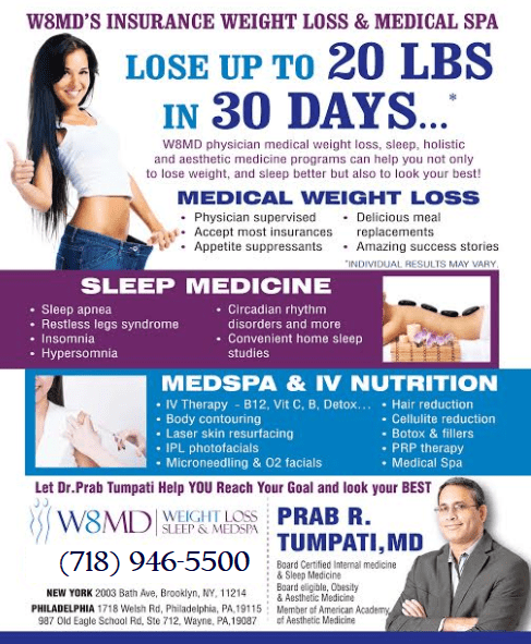 Insurance Coverage For Weight Loss W8md S Nyc Insurance Weight