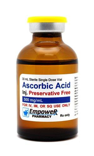 Ascorbic Acid - Vitamin C Injection