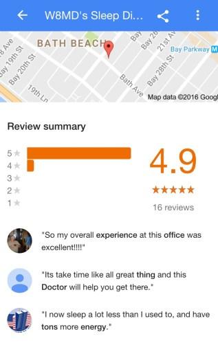 Weight loss program NYC reviews