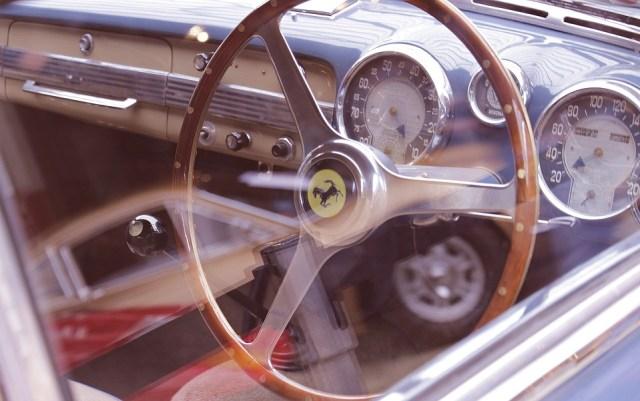 car enterior