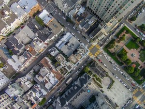 NYC from above.
