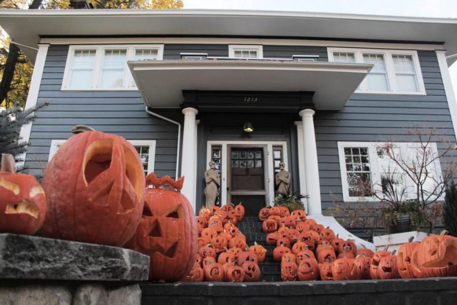 Halloween Houses