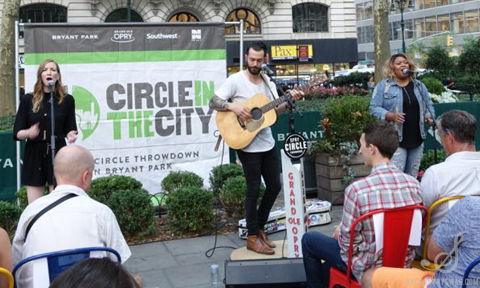 Ryan Kinder - Circle In The City