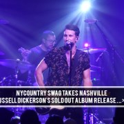 Russell Dickerson Album Release