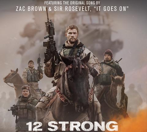 Sir Roosevelt - 12 Strong