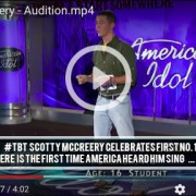 Scotty McCreery Idol Audition