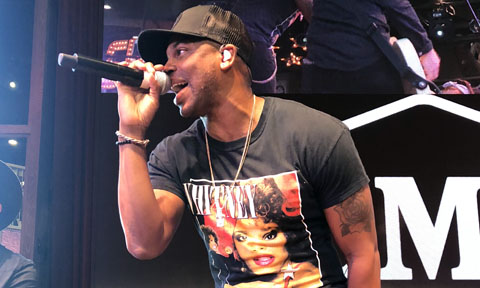 Jimmie Allen, CMT Hot 20 Live