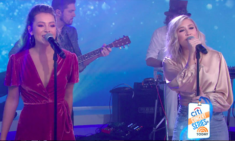 Maddie and Tae The Today Show Friends Dont