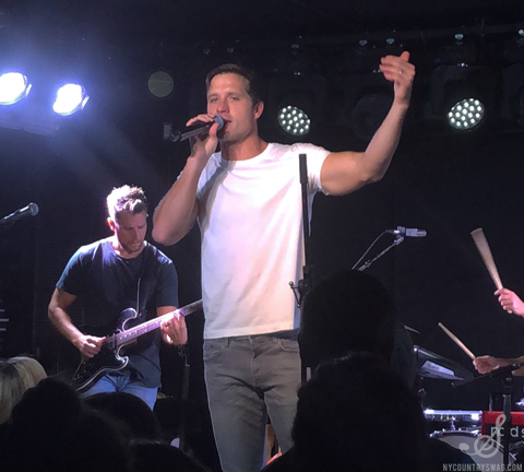 Walker Hayes, Mercury Lounge, NYC