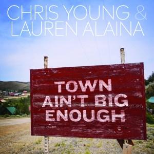 Chris Young Laura Alaina Town Ain't Big Enough
