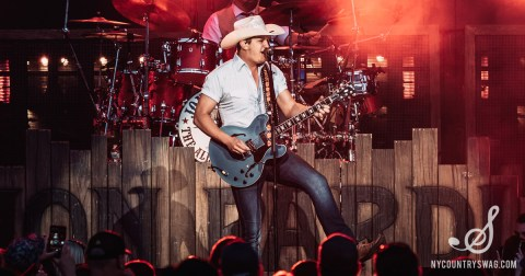 Jon Pardi Work Hard Play Hard
