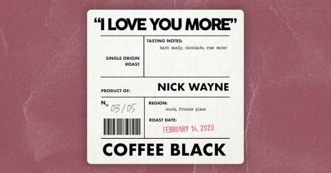 I Love You More Nick Wayne