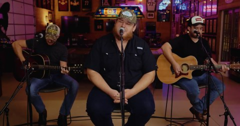 Luke Combs Lovin' On You Number One