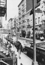 Hoffman's old neighborhood