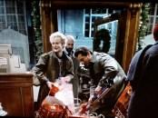 Meryl and Robert Xmas Shopping NYC