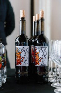 Keith Haring Wine Launches at Spring Place New York