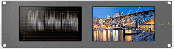 Analyze image quality more accurately with the SmartScope Duo 4K built in waveform monitoring.