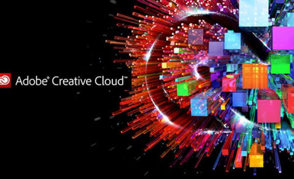 Adobe was among the companies that kept their large booths packed with various demos and new product presentations.