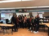 20 Precinct w/School Staff & Students