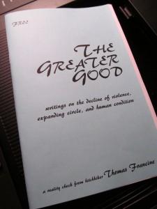 go greater good
