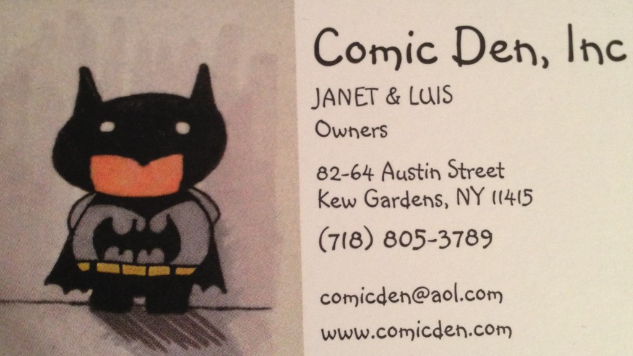 The Comic Den