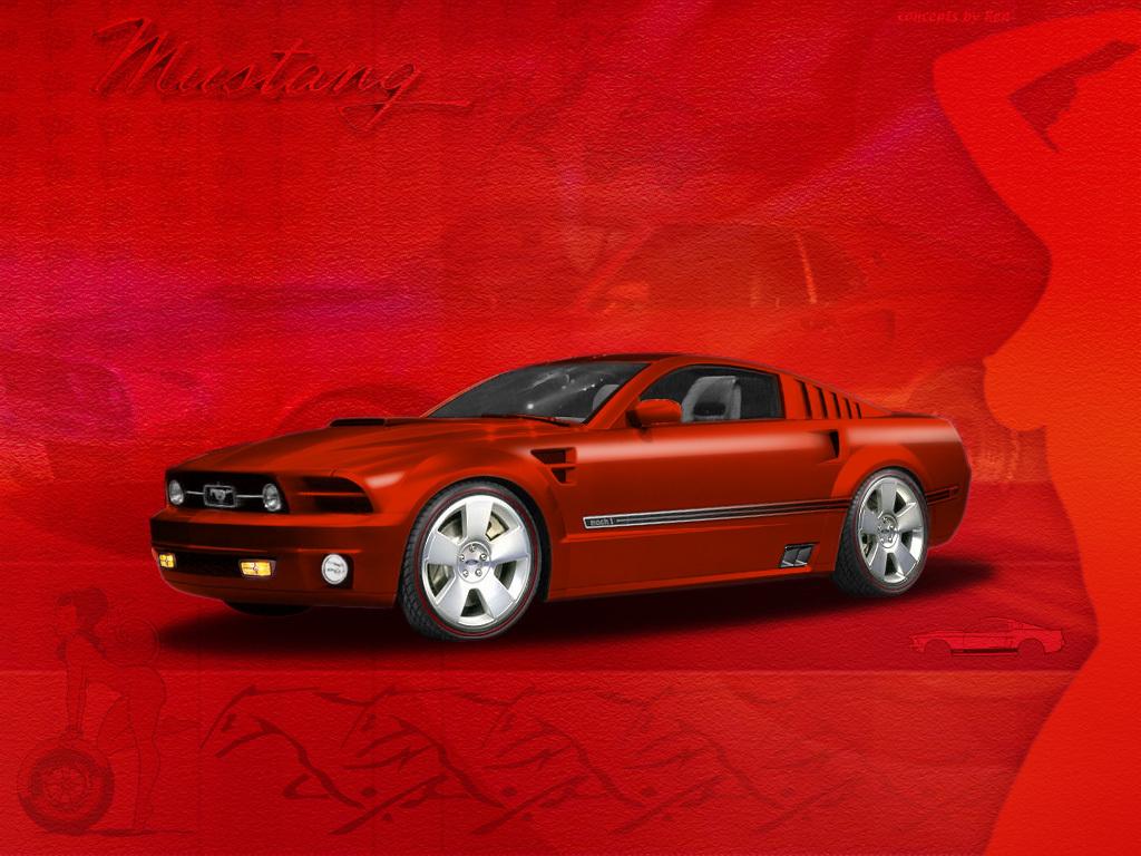 red-mustang-gt-car