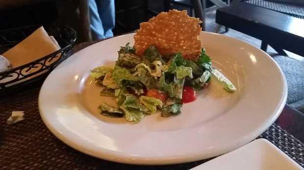 aged salad