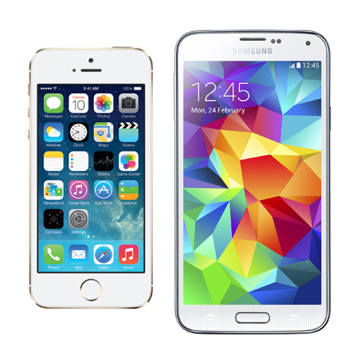 iPhone-5S-SGS5