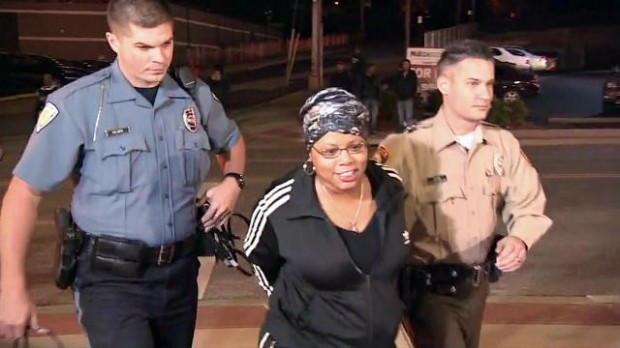 jamilah nasheed arrested
