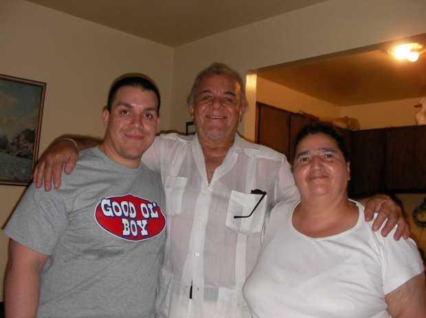 Angel Rodriguez Dad