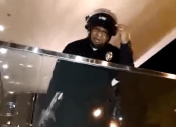 cop debate