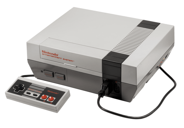 Nintendo_Entertainment_System_-_Model