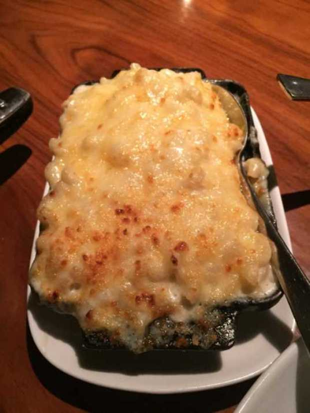 Stk mac and cheese