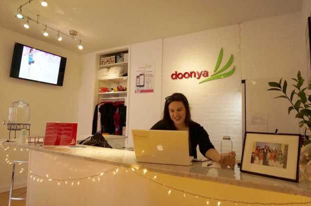 Doonya Reception