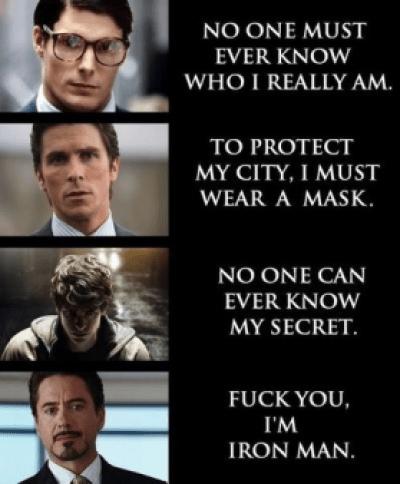 I'm Ironman