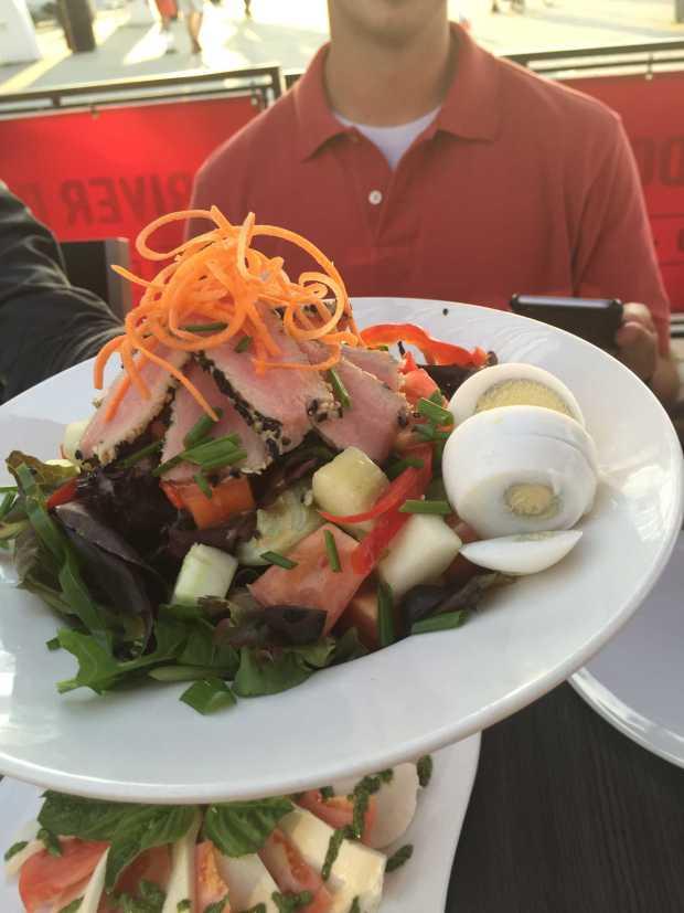 river dock cafe tuna